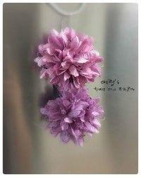 코치닐 천연 염색 한지로 만든 한지꽃 진달래 꽃볼 Azalea Flower ball of Korean Paper,Hanji Flower Crafts (Natural Dyeing  with Cochineal) http://blog.naver.com/koreapaperart               #조화공예 #종이꽃 #페이퍼플라워 #한지꽃 #아트플라워 #조화 #조화인테리어 #인테리어조화 #인테리어소품 #에바폼 #디퓨저 #주문제작 #수강문의 #광고소품 #촬영소품 #디스플레이 #artflower #koreanpaperart #hanjiflower #paperflowers #craft #paperart #handmade #꽃볼