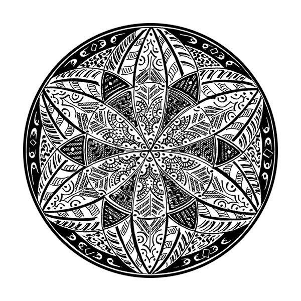 Mandala on Behance