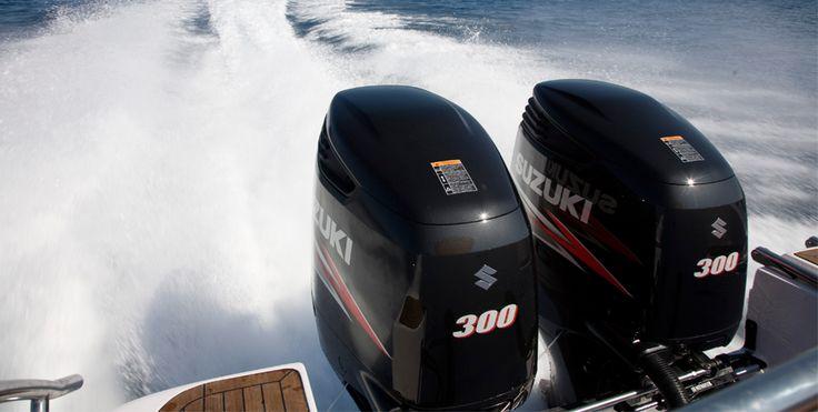 DF 250AP 300AP LEAN BURN V6