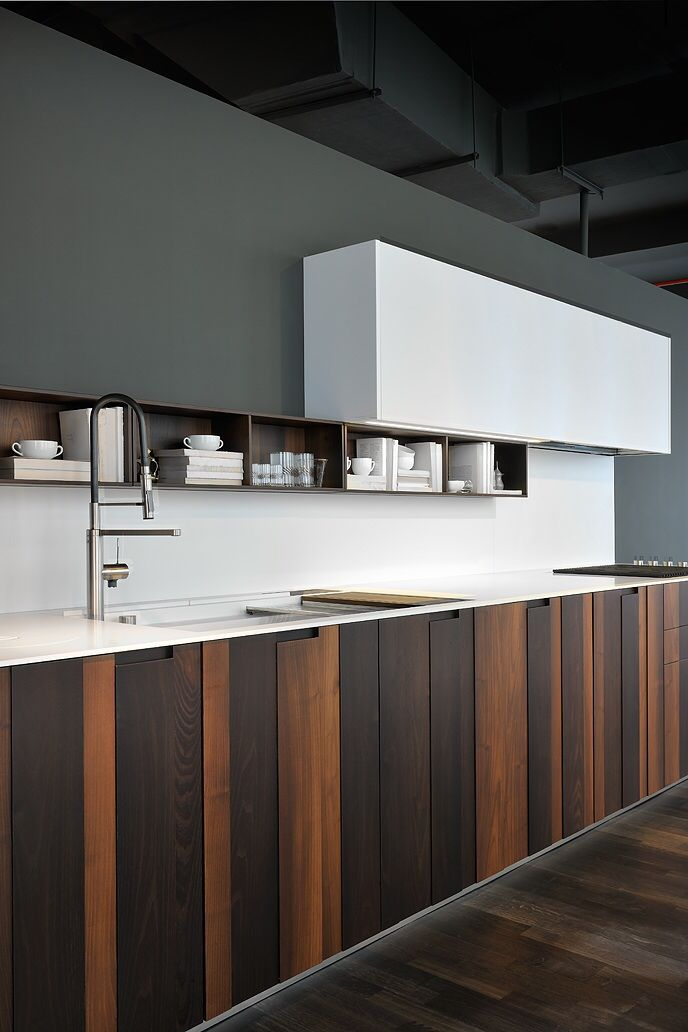 Boffi April kitchen @ Boffi Dubai