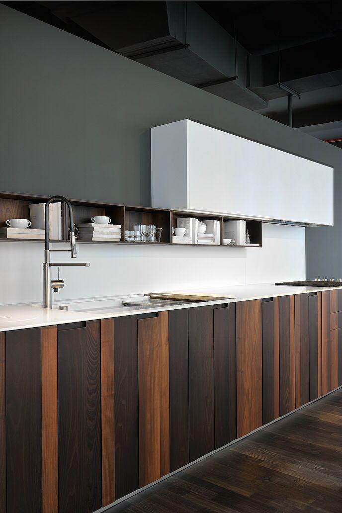 Boffi April kitchen @ Boffi Dubai
