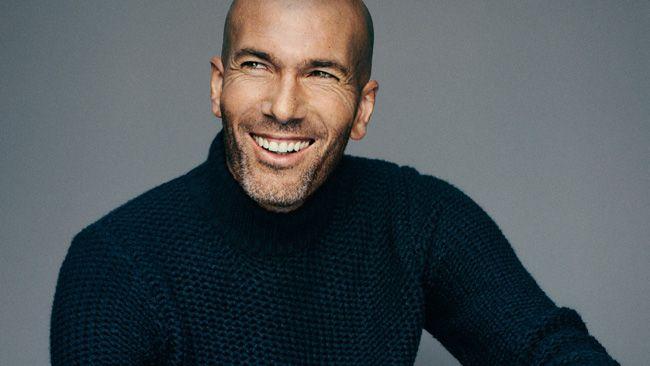 Zidane incarne une nouvelle fois l'homme Mango