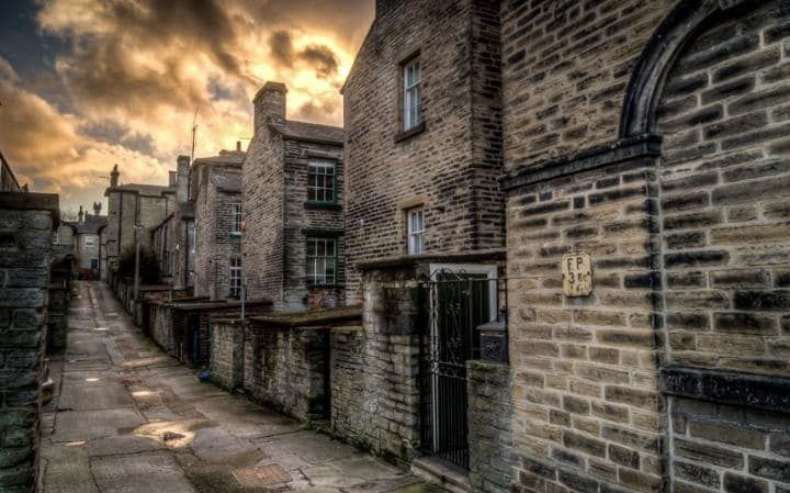 Saltaire, West Yorkshire, England