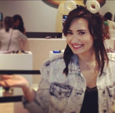 Demi Lovato's biggest wish for her 21st birthday