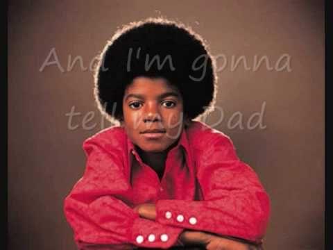 The Jackson 5 I saw Mommy kissing Santa Claus (with lyrics)