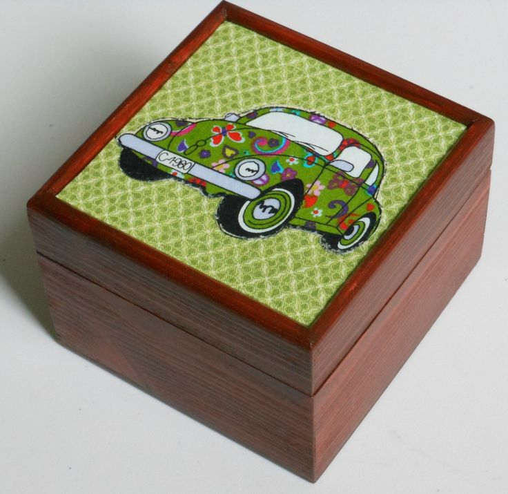 Decorated Wooden Boxes Beauteous 96 Best Hand Decorated Wooden Boxes Images On Pinterest Review