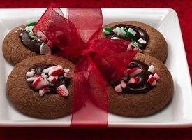 Holiday Thumbprints Recipe from Betty Crocker