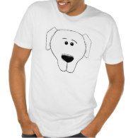 Dog Face T-shirts