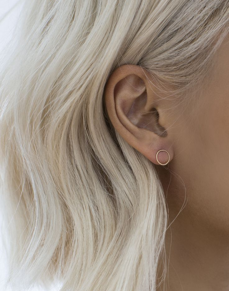 The 'O' Earring THPSHOP