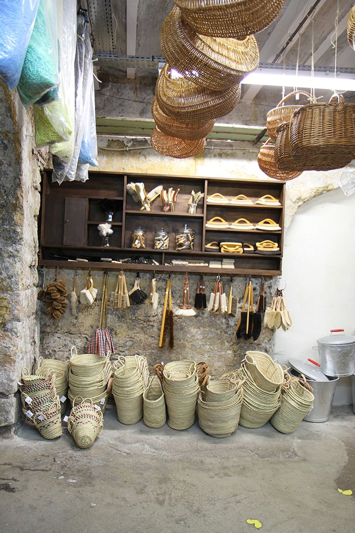 + #industrial #baskets (Why do I freak out when I see an image like this and don't know which of several possible boards it could go on…I mean, there are worse dilemmas in the world, right? )