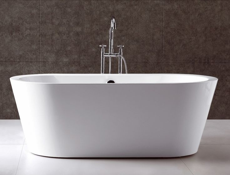 Serenity 70 Quot White Free Standing Soaking Bathtub With Http
