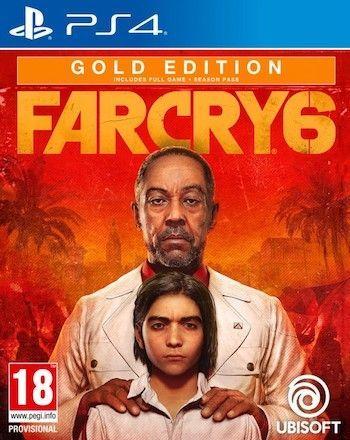Far Cry 6 Editions
