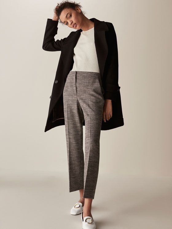 Women's Pants | Massimo Dutti Spring Summer Collection 2018