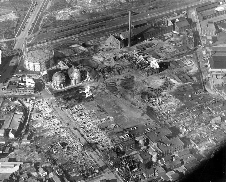 The East Ohio Gas Co. fire of 1944 managed to wreak more havoc on Cleveland claimed 130 lives and decimated a neighborhood.