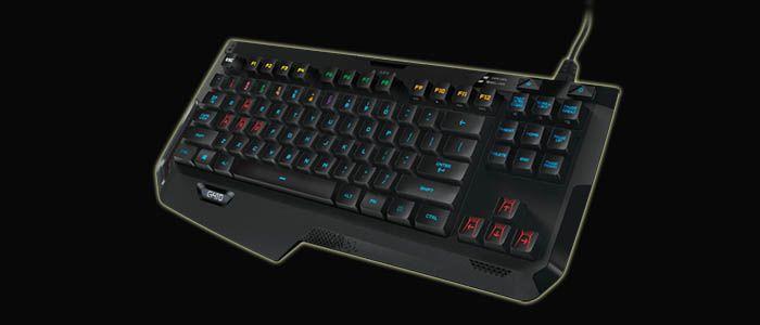 Logitech G410 - 45% reducere pentru aceasta tastatura mecanica