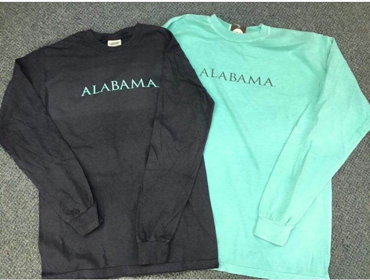 I want one of these shirts - simple Alabama comfort color shirt. Doesn't have to be long sleeve. Color doesn't really matter