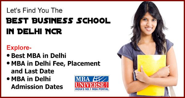 MBA Colleges - Get a list of all the top MBA colleges in Delhi NCR right here at mbauniverse. Also find detailed information and contact details of your favorite MBA college in Delhi NCR