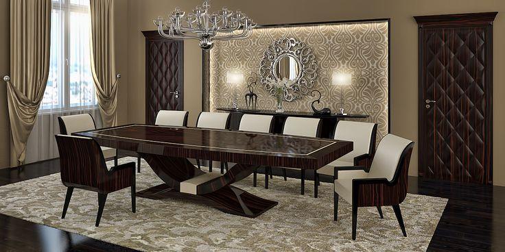 Kiemelkedően dekoratív Art deco karosszékek! http://asztalkell.hu/termekek/szek/art-deco-karosszekek/