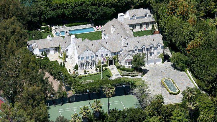 Mansiones de Tom Cruise