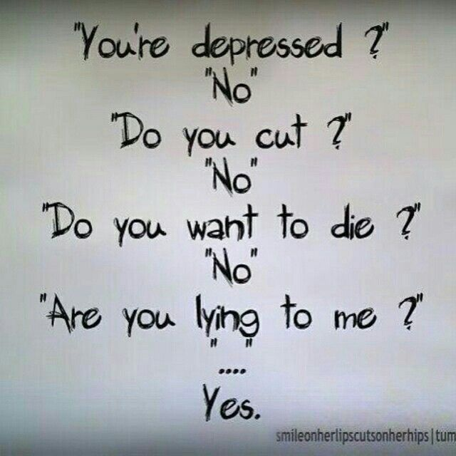 Depressing Quotes About Cutting: 47 Best Self-Harm Social Moral Project Images On Pinterest