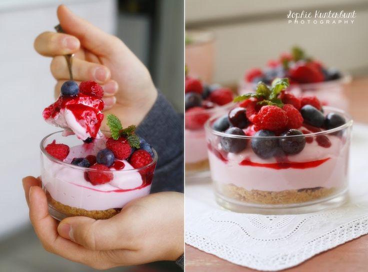 17 best images about dessert im glas on pinterest. Black Bedroom Furniture Sets. Home Design Ideas