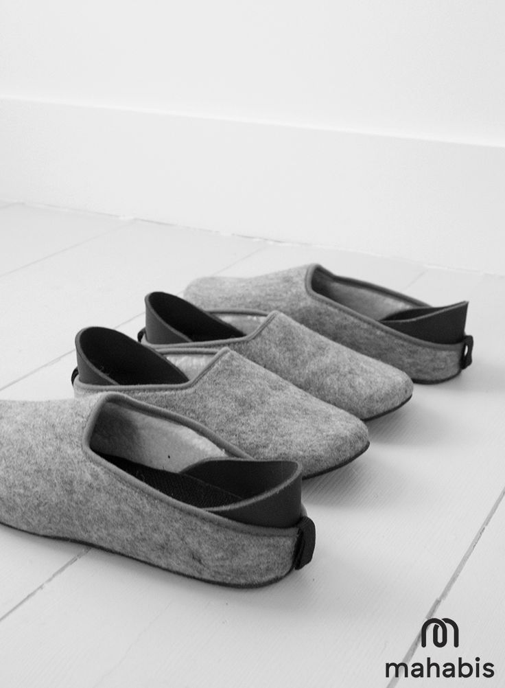 2 pairs of mahabis slippers. Dying for these things.
