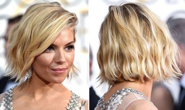 THE hairstyle of the year thanks to its youthful, edgy and carefree look. Here's how to copy Sienna's 'do in four easy steps