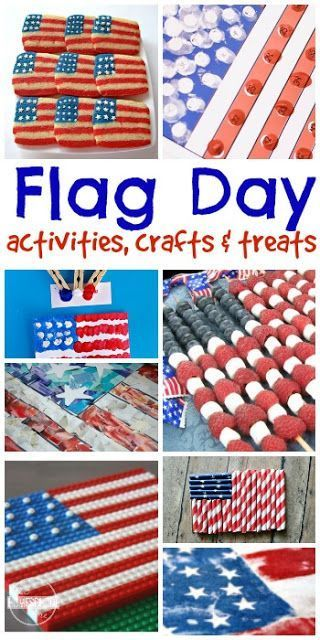 Pinterest Flag Crafts