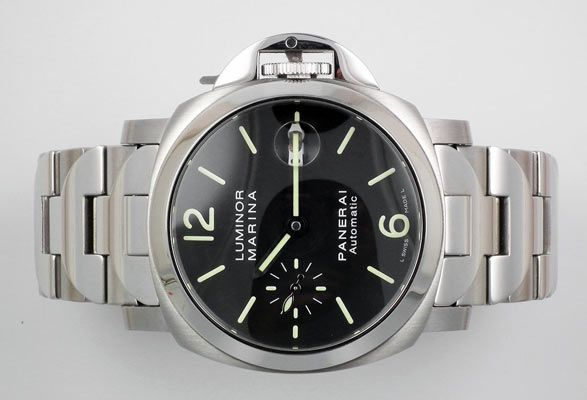 Panerai PAM00050 Luminor Marina Watch - http://menswomenswatches.com/panerai-pam00050-luminor-marina-watch/ COMMENT.
