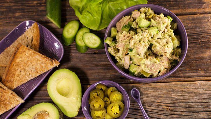 Bob Harper's Avocado Tuna Salad                                                                                                                                                                                 More