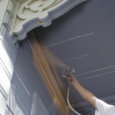 Paint, Part II | How to Paint Your House's Exterior | This Old House, great simple article
