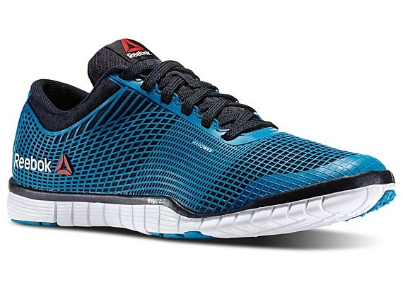 reebok crossfit shoes blue. men\u0027s reebok zquick tr shoes v54730 crossfit blue -