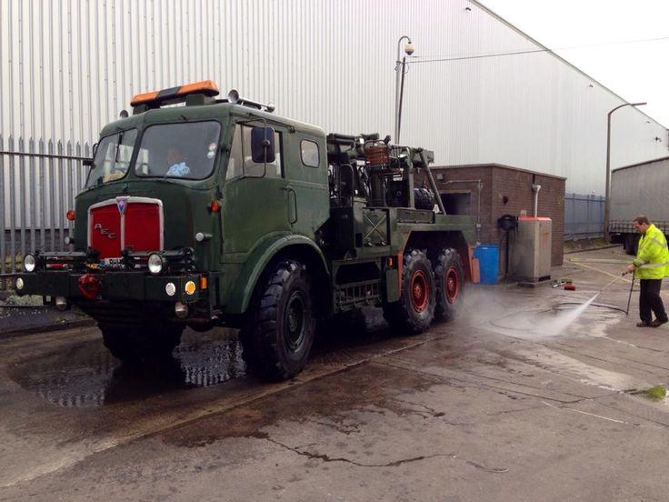 AEC Militant Mk1 6x6 Gun Tractor