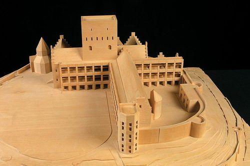 Giorgio Grassi — Ricostruzione Del Castello Di Valkhof