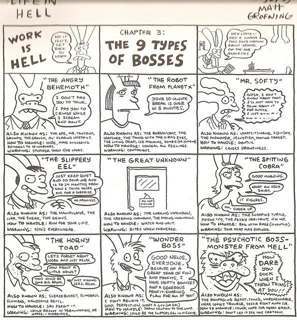 Bad Boss - TV Tropes