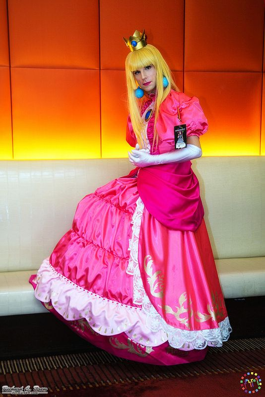 Anime Midwest 2014 Princess Peach Cosplay Cosplay Best