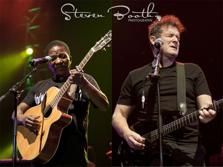 johnny clegg | Johnny Clegg recently celebrated 30 years in the music industry with ...