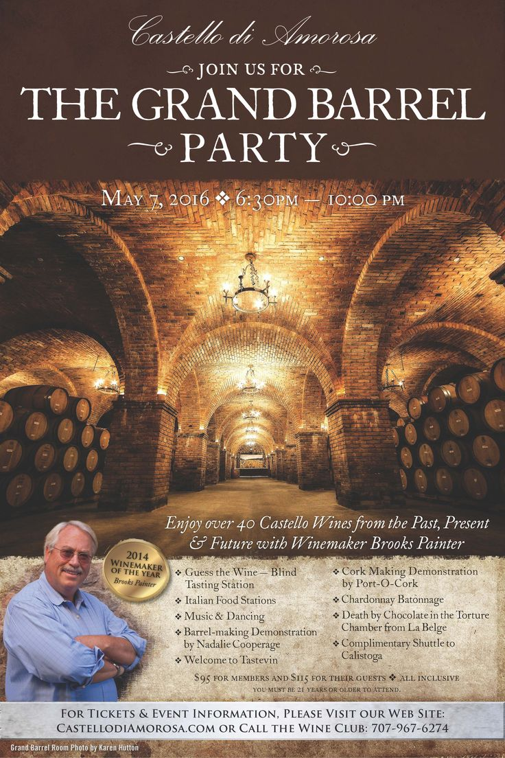 70 best Wine Club Events images on Pinterest   Napa valley, Wine ...