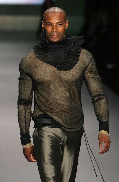 Tyson Beckford eye candy