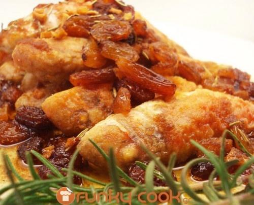 Savoro Fish (fried fish in rosemary sauce, vinegar, garlic and raisins), Corfu, Greece