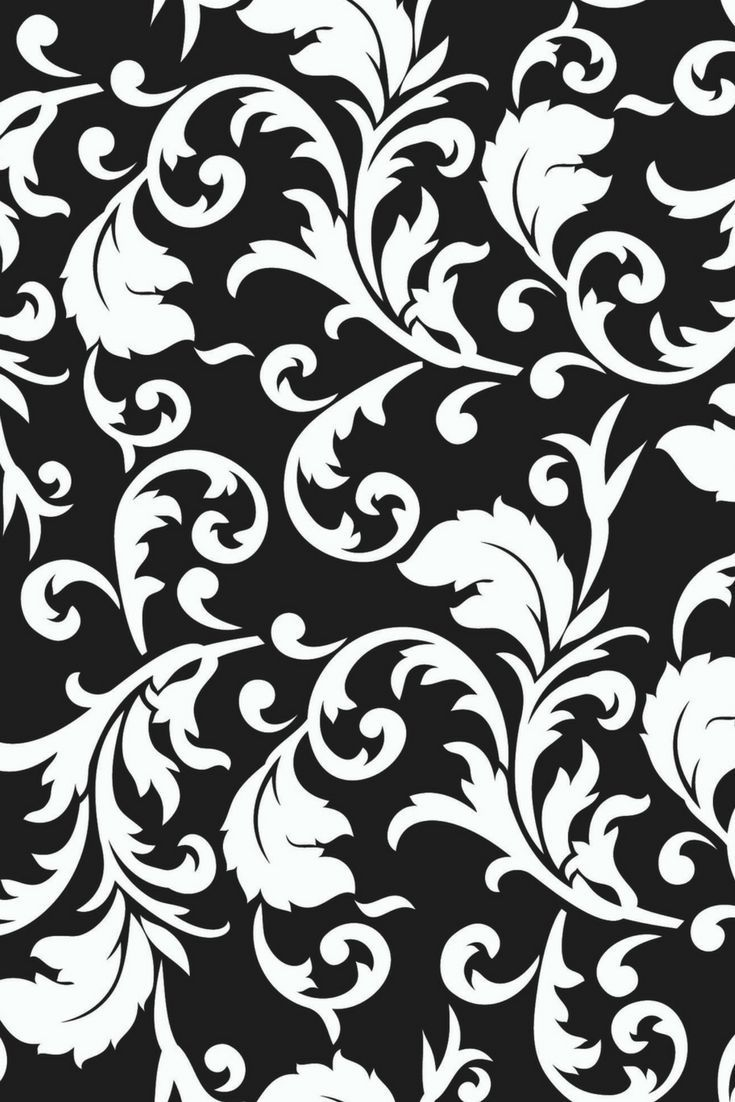 Classical traditional floral pattern background graphic