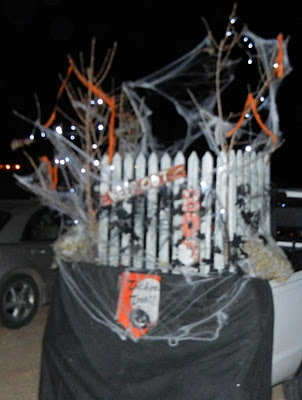 30 best trunk or treat ideas images on Pinterest Halloween prop - trunk halloween decorating ideas