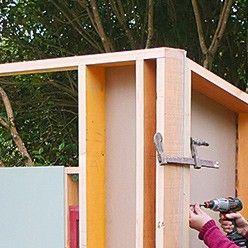 DIY : remark monter un cabanon au fond de son jardin ?