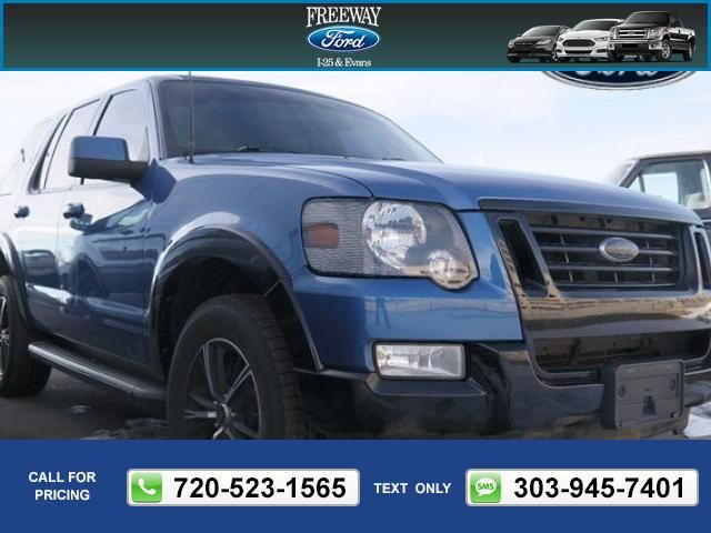 2009 Ford Explorer XLT 92k miles $12,599 92452 miles 720-523-1565 Transmission: Automatic  #Ford #Explorer #used #cars #FreewayFordCO #Denver #CO #tapcars