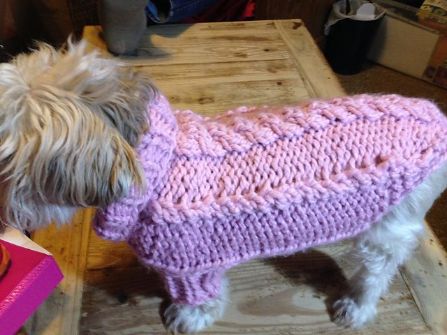 Ravelry: Rapunzel's Last Sweater pattern by Colleen Humphreys