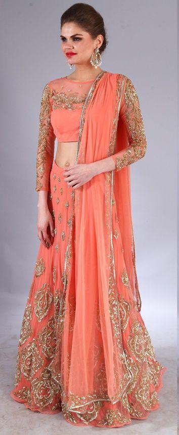 176 best images about pakistani wedding dresses on Pinterest