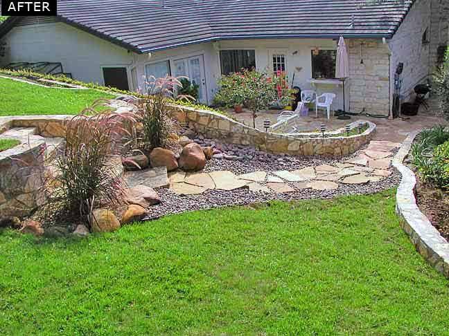 Garden Ideas On Two Levels 34 best xero friendly images on pinterest | garden ideas