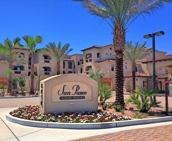 San Paseo, Mark Tayloru0027s Newest Luxury Apartments In Ahwatukee Phoenix, Is  A True Resort Community Located On The Grounds Of The Arizona Grand Resort  In ...