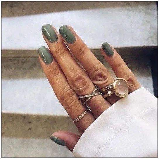 115 am besten ausgesuchte ovale Acrylnägel für den Sommerabschlussball und die Hochzeit Seite 31 | … – nails