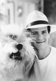 Adorable Sheepdog with Scott Weinger.